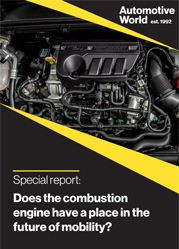 Special report: Does the combustion engine have a place in the future of mobility?