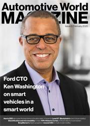 Automotive World Magazine – February 2020