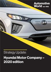 Strategy update: Hyundai – 2020 edition
