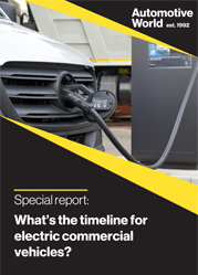 Special report: What's the timeline for electric commercial vehicles?
