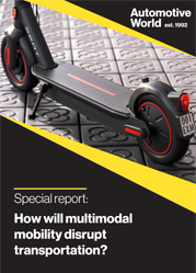 Special report: How will multimodal mobility disrupt transportation?