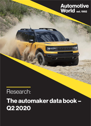 The automaker data book – Q2 2020