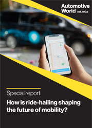 How is ride-hailing shaping the future of mobility?