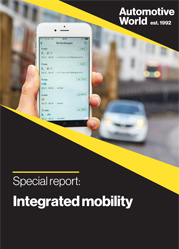 Special report: Integrated mobility