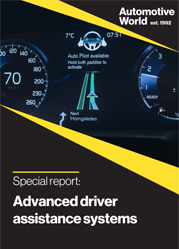 Special report: Advanced driver assistance systems