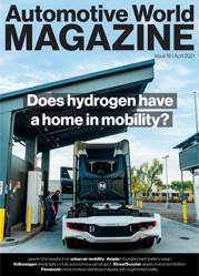 Automotive World Magazine - April 2021