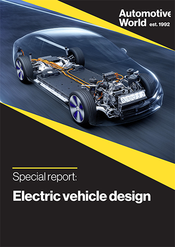 Special Report: Electric vehicle design
