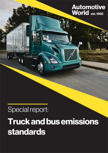 Special report: Truck and bus emissions standards