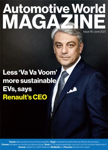 Automotive World Magazine – June 2021