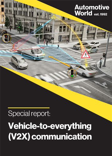 Special report: Vehicle-to-everything (V2X) communication
